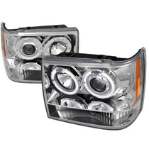 Faros Lupa Y Ojo De Angel Jeep Grand Cherokee 1996 1997 1998