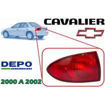 00-02 Chevrolet Cavalier Calavera Trasera Izquierdo Depo
