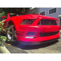 Mustang Accesorios Faros Drl Leds Luz De Dia Luz Diurna