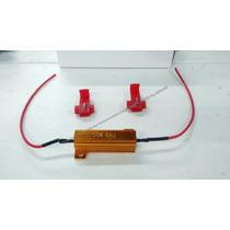 Resistencia: 50w 6 Ohm Cancelador Hyperflash Xenon Pssal