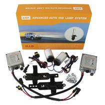 Kit Focos Luces Faros Hid Xenon Amp Ac 24v H1 4300k
