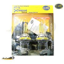H11 Bulbos Focos Extreme Yellow Hella Originales Precio Par