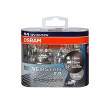 Focos H4 Osram Silverstar 2.0 Par