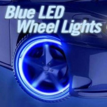 Tapón Para Llantas Luminoso Led Fireflys Valvulas Bici, Auto