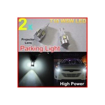 Led T-10 Con Lupa Proyectora Smd 5630