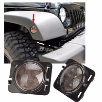 Luces Led Para Jeep Wrangler 2007- Cuartos Laterales