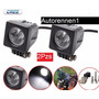 Lampara Faro 2pzs Luz Niebla Moto Spot Led 10w Bmw Canam 4x4