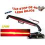 Luz Stop Mediano De 40 Leds Rojos Con Gran Intensidad Lf494