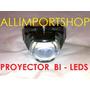 Iluminacion Led Con Lupa O Proyector. Ya No Mas Xenon.