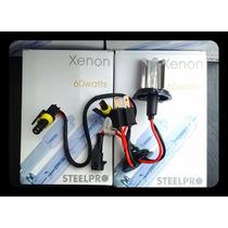 Luz Hid Xenon Steelpro 60w Garantizado