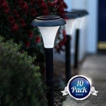 Jardín Luces - Solar Iluminación Exterior Led - Perfecto Par