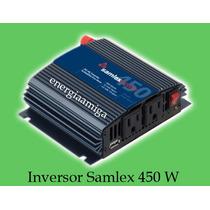 Inversor Samlex 450w Onda Semisenoidal Pura (12v)
