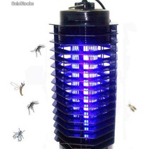 Lampara Mata Insectos Moscos Mosquitos 32cm
