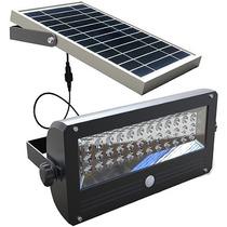 Lámpara Solar Led 3en1 Sensor Movimiento Alto Poder 720lm