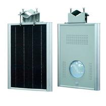 Luminaria Solar Panel 18w Bateria Litio Led 12w Suburbana