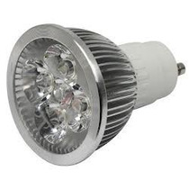 Lampara Led Spot Foco 8w Dimmer Gu10 120v B. Calido Frio Vmj