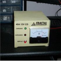 Control Carga Baterías 12v A 40a Uso Fotovoltaico Y Eolicos