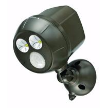 Foco Sensor De Movimiento Resistente Al Agua