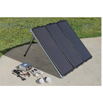 Kit Panel Solar Generador De Energia Electrica Envio Gratis