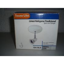 Vendo Lampara De Halogeno Tecno Lite Modelo Ysn-378 Blanco