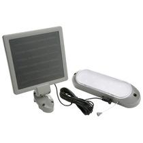Luz Solar Led Cargador Solar Exterior Patio Designers Edge
