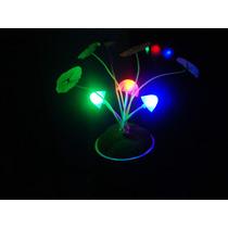 Luz De Noche Hongo Avatar Con Sensor De Luz Led Navidad