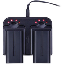 Lampara Genaray 312 Leds Control Temperatura 2 Baterias Vbf