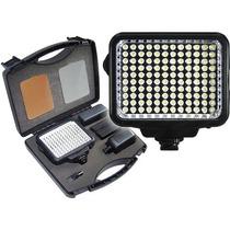 Vidpro K-120 Kit Luz Led Para Videocamara