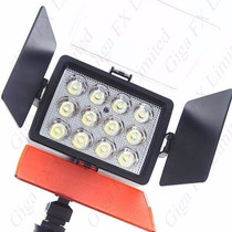 Lámpara Video Profesional 12 Leds Fotografia Np-970