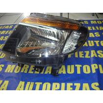 Faro Ford Ranger Original 2013 Al 2016 Impecable Seminuevo