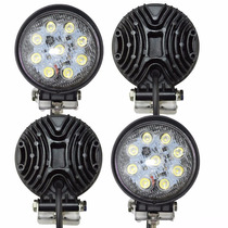 Faros De Niebla Led Universales De 6000k Jeep Pick Up 4x4