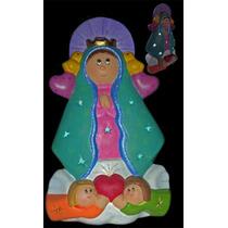 Virgen, Lámparas De Cerámica