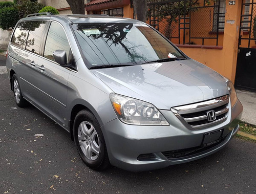 Impecable Honda Odyssey Dvd, Quema Cocos