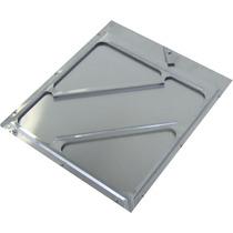 Porta Rombo De Aluminio Con Señalamiento Personalizado