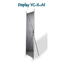 Display Pop Publicitario Para Colocar Imágenes 150x50 Cms