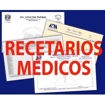 Recetarios Hasta Tu Casa, Impresion De Recetas Medicas Hm4