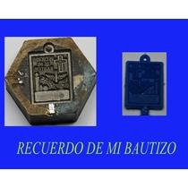 Troquel De Inyeccion De Cera Y Plastico, Recuerdo D Bautizo