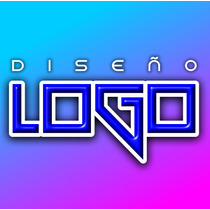 Diseño Logotipos Con Efectos 3d 100% Originales De Calidad