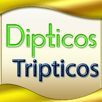 Millar De Folletos Publicitarios Tripticos O Bipticos Color