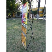 Porta Banner X .60 X 1.60 Display