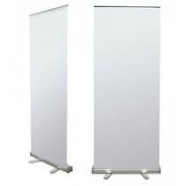 Roll Up Banner Display Publicitario 80 X 200 Cm Aluminio