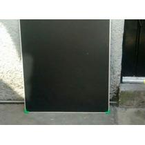 Pizarrón Negro 60 X 1.20 Cm Incluye Caja De Gises