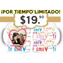 Taza Personalizada Sublimada Impresa Full Color Premium A A
