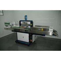 Maquina Automatica De Serigrafia Para Plumas Y Lapices