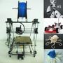 3d Impresora Reprap Prusa Mendel Replicator Machine Pla/abs