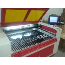 Maquina Grabado Corte Laser 130x90 100w Reci 10,000 Horas