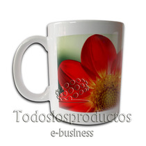 Taza 11oz Sublimacion Sublimar Blanca No Transfer Plancha