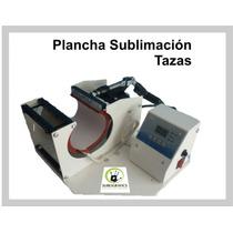 Plancha Sublimacion Tazas Y Tarros, Impresión De Tazas. 11oz