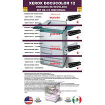Xerox Docucolor 12 Nueva Unidad De Revelado