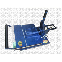 Plancha 40x40 Transfer Serigra Pedrer Sublimaci Envio Gratis